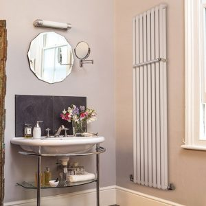 Bisque Tetro Towel Rail