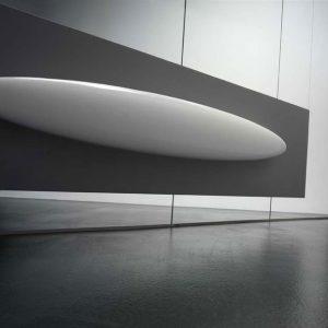 MHS Antrax Blade Towel Rail