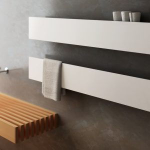 MHS Antrax Serie-T Towel Rail