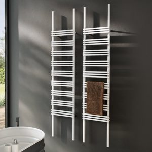 MHS Pioli Wall Towel Rail