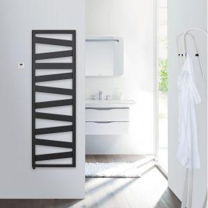 Zehnder Ribbon Towel Rail