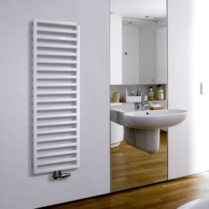 The radiator impresses with a clear design aesthetic that refuses to compromise
